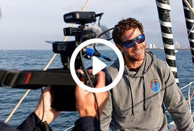 Témoignage de Clément Giraud, skipper candidat au Vendée Globe 2020