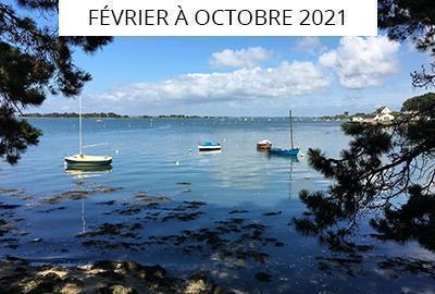 Stages jeûne et randonnée - Golfe du Morbihan