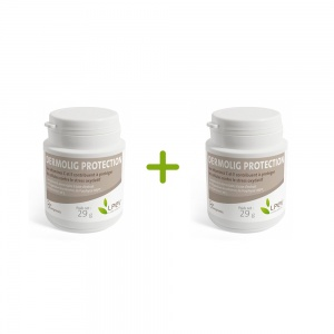 Lot promotionnel duo : 2 DERMOLIG PROTECTION (2x30cp)