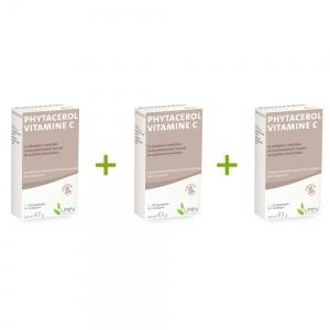 Lot promotionnel : 3 Phytacerol vitamine C