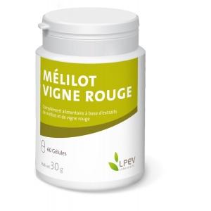 Mélilot - Vigne rouge