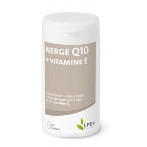 Nerge Q10 + Vitamine E