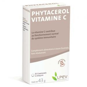 Phytacérol vitamine C